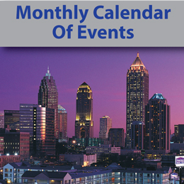 Metro Atlanta Events Calendar