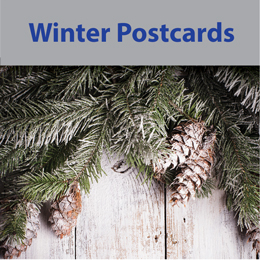 Winter Post Cards